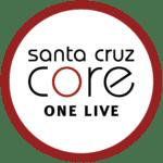 santa cruz core one live logo