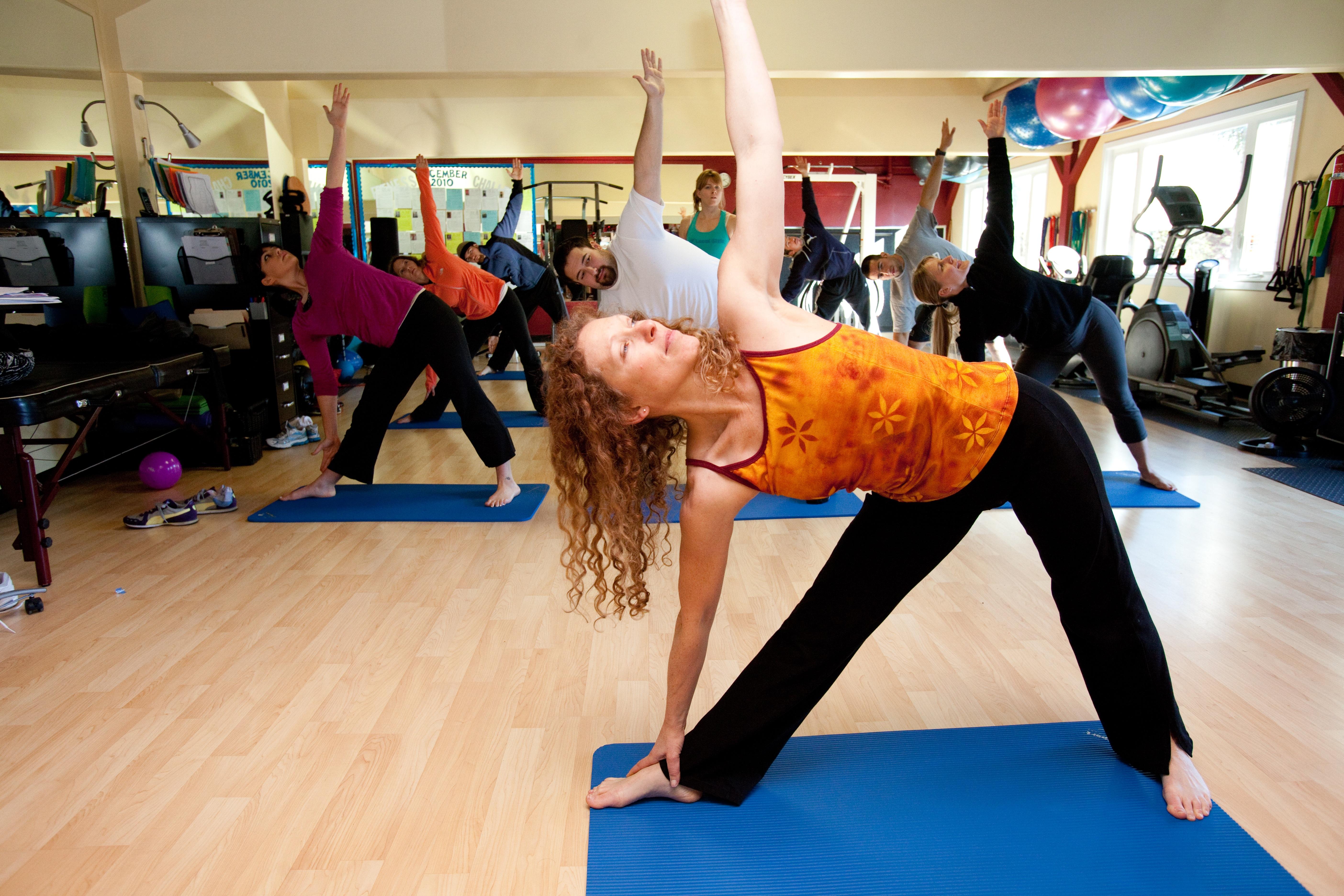santa cruz yoga