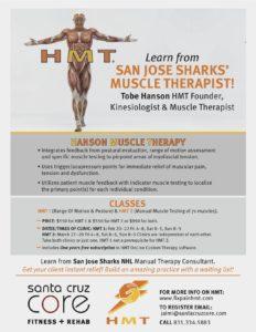 physical therapy santa cruz