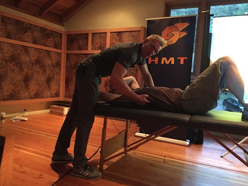 Hanson Muscle Therapy Workshop - Santa Cruz Core