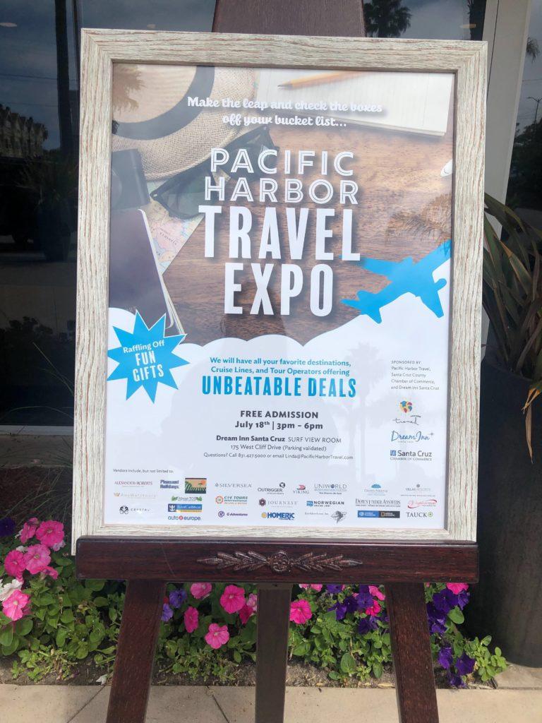 pacific travel harbor expo-santa cruz core chair massage