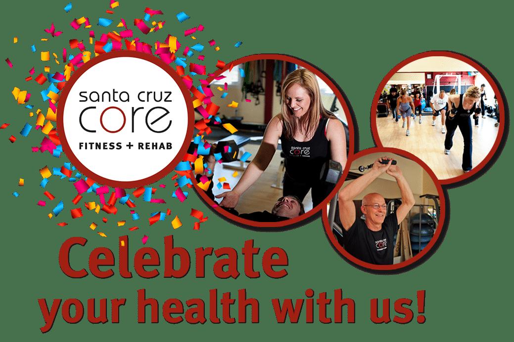 anniversary banner - Santa Cruz Core