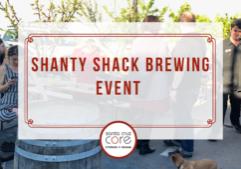 shanty shack brewing event