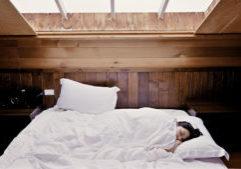sleep schedule bed
