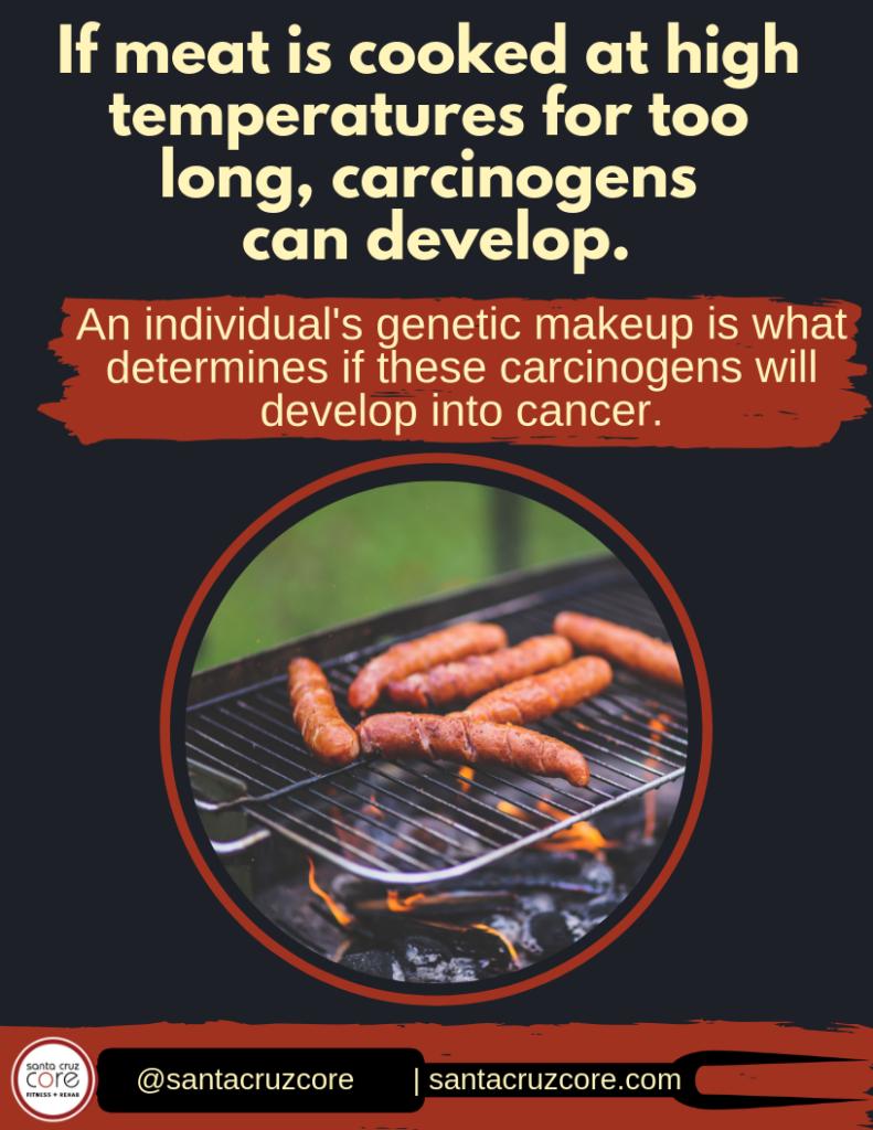 carcinogens santa cruz core