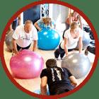 group training web circle