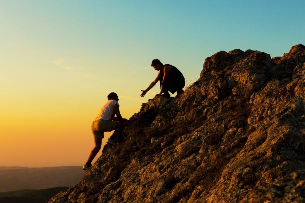 help-hike-friend