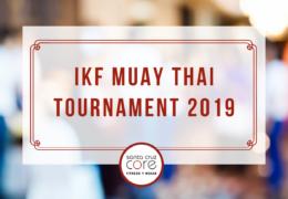 IKF Muay Thai Tournament