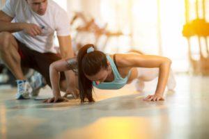 personal-training-pushup