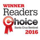 Readers choice 2016 winner