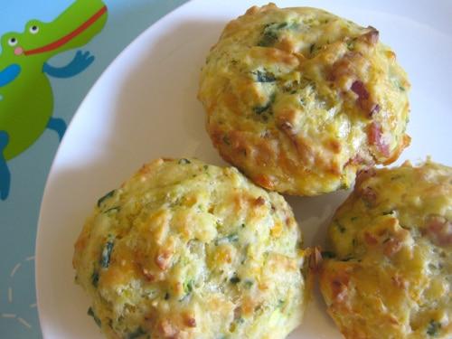 Veggie Eggie Muffins - Santa Cruz Core