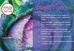 Spring Food Trends