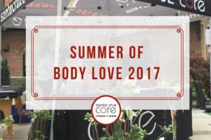 Summer of Body Love 2017