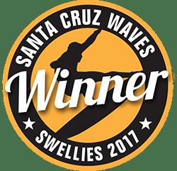 Santa Cruz Waves Winner - Swellies 2017