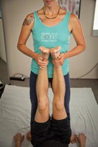 Become a Massage Intern - Santa Cruz Core