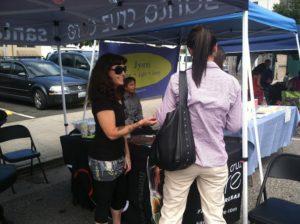 COBHA Wellness Fair 2014 - Santa Cruz Core