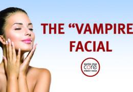 """The """"Vampire"""" Facial"""